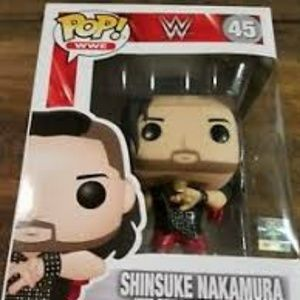 Funko Pop WWE Shinsuke Nakamura